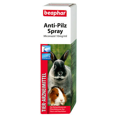 Beaphar Anti-Pilz Spray 50 ml, UVP 11,95 EUR, NEU