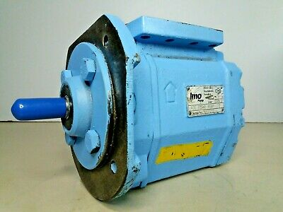 IMO Pump ACE 025N3 NTBP Triple screw oil pump Pressure tested working condition
