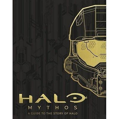 HALO Mythos: A Guide To The Story Of Halo, Studios, 343, New Book