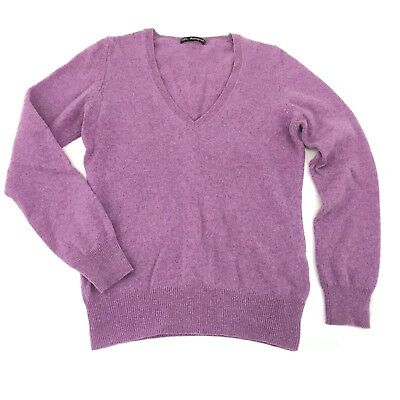 Good Marks And Spencer Size 10 Purple Crew Jumper Sweater Women's Clothing Jumpers & Cardigans