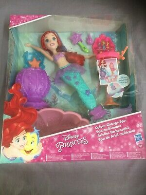 Disney Princess Puppe - Farbenspiel Arielle - Hasbro Neu & Ovp Color Change Spa