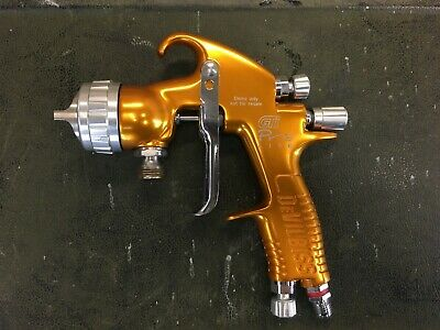 DeVilbiss GTi Pro Lite Spray Gun - Suction Feed ** NO RESERVE ** NO CUP