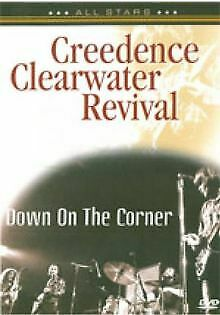 Creedence Clearwater Revival - Down On The Corner | DVD | condition good