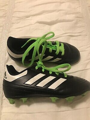 58a94a0a8 ADIDAS KIDS GOLETTO VI FG Soccer Cleats-Little Kid's/Youth size 11 ...