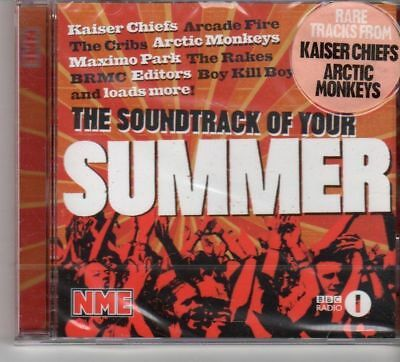 NME - The Soundtrack Of Your Summer [CD, 2005, Various] New+Sealed  FREE UK POST