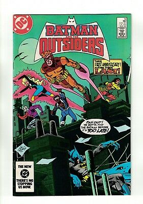 """Batman and the Outsiders Vol. 1 - #13 