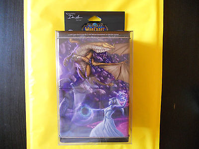 World Of Warcraft WOW TCG Double Tin Deck Box SIGNATURE SERIES Clint Langley