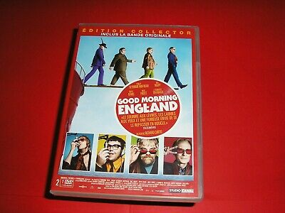 "DVD,comedie,""GOOD MORNING ENGLAND"",seymour hoffman,bill nighy,nick frost,(120)"