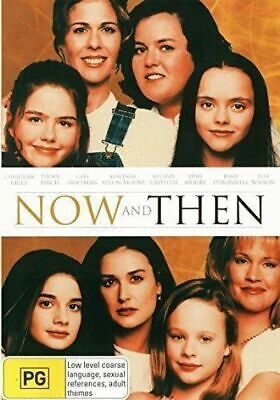 Now And Then - Demi Moore , Christina Ricci  - DVD - New & Sealed