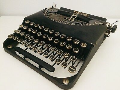 Remington Remette 1939 Typewriter
