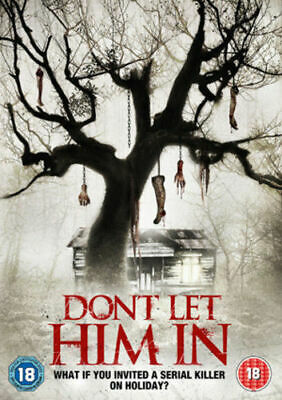 Don't Let Him In  ** NEW / SEALED ** Horror DVD ( Region 2 )