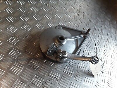 Kawasaki Er500 Rear Brake Drum Assembly