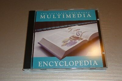 The Software Toolworks MULTIMEDIA ENCYCLOPEDIA (1992) 1.5 f alte Betriebssysteme