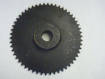 """40B54 X 1-1/4""""  Sprocket    #40 Chain 54 Tooth 1-1/4"""" Bore With 1/4"""" Key Way"""