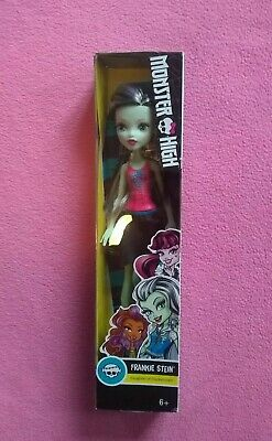Monster High Doll FRANKIE STEIN New in Box