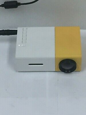 Home Mini Pico Projector LED Entertainment Portable 1080 HD Projector - USED