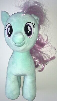 Build A Bear (Lot of 2) My Little Pony Minty and Luna Nightmare Plush (11)