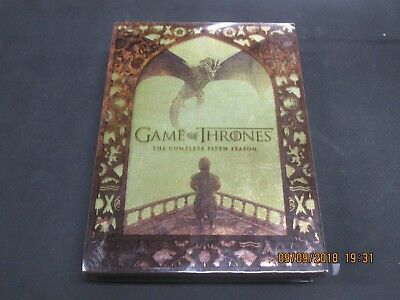 Game of Thrones: The Complete Fifth Season (DVD)