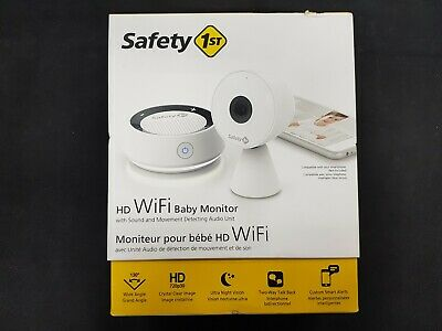Safety 1st: HD WiFi Baby Monitor