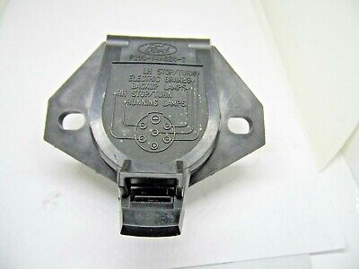 f2ub-14a624-g trailer towing 7 wire connector sleeve ford econoline e250  e350