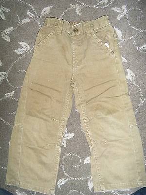 Next - Boy Brown Jeans - Age 3 To 4