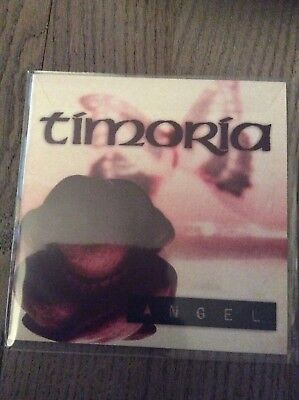 TIMORIA-ANGEL -45 Giri- Limitato 500 Copie Numerate