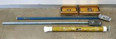 Intex Drywall/Plastering Tools - Tapetech boxes, Cornering Poles, Quickfill Pipe