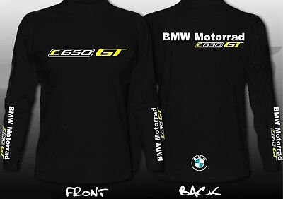 T-Shirt Bmw C 650 Gt Motorrad Personalizzabile Scooter