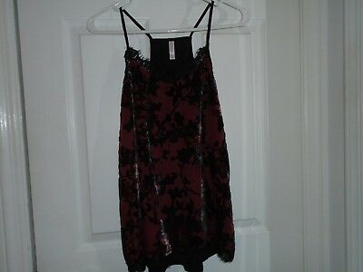 Xhilaration Baby Doll Top Size Small New With Tags