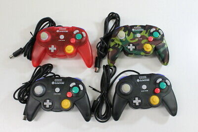 Official HORI Nintendo GameCube Controller Pad GC Switch Wii Tight Stick Import