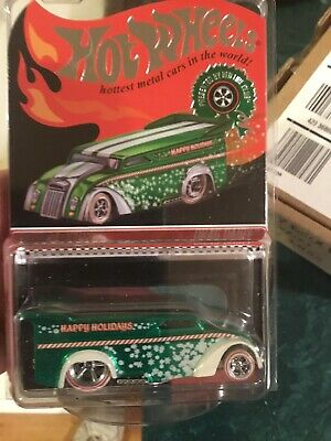 MOMC 2013 RLC Exclusive Edition Holiday Car green Drag Dairy Delivery 1/4000
