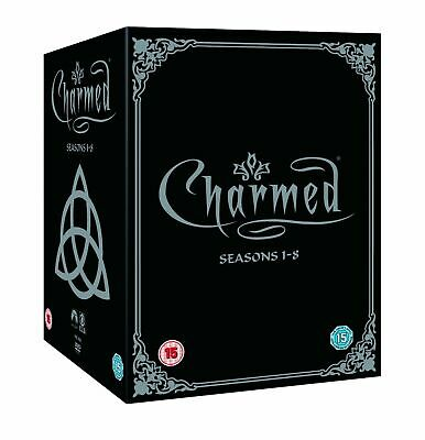 Charmed Compele Series Season  1 2 3 4 5 6 7 8 (1-8) 48 Disk Boxed Set DVD New