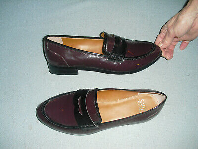 d97800accc1 NEW Sarto by Franco Sarto Flats Shoes Loafers Womens Sz 9 M brown   black