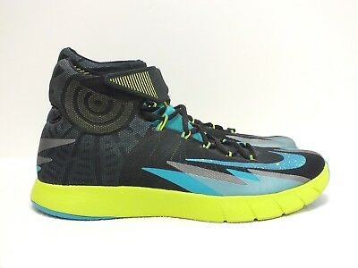 73650d6b50884 NIKE MENS ZOOM Hyperrev PE Kyrie Irving Shoes Turbo Green 689604-373 ...