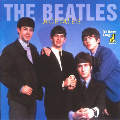 THE BEATLES/ ACETATES【2CD】42tracks (YELLOW DOG YD-080/081)F/S