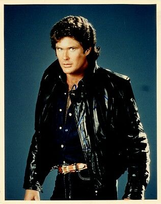 DAVID HASSELHOFF In-person Signed Photo