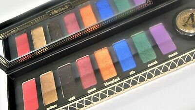 Kat Von D Serpentina Eyeshadow Palette Limited Edition New In Box