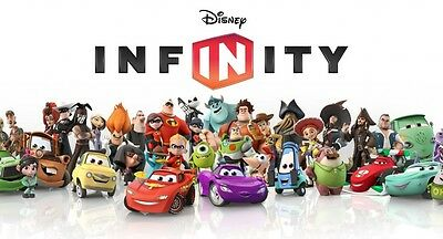 Disney Infinity  Figures / Playset Crystals / Base Stations