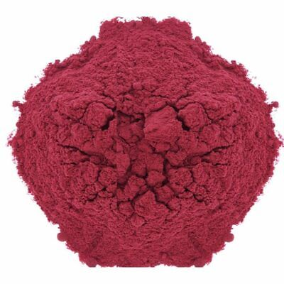 Amaranth Red E123 water soluble food dye colour colouring powder - 100 grams