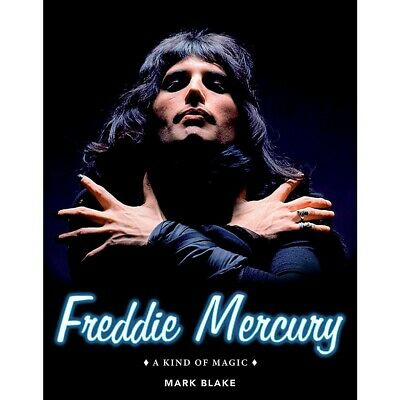 Hal Leonard Freddie Mercury: A Kind of Magic