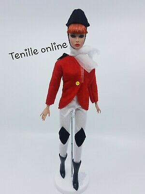 New Barbie clothes complete outfit boots horse riding fashion country