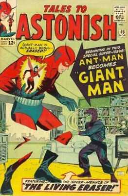 TALES to ASTONISH ANT-MAN comics collection