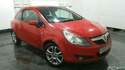 2009 Vauxhall Corsa SXI A/C 16v Salvage Category N 67495
