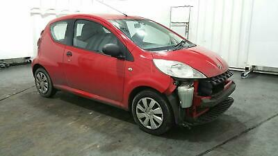 2012 Peugeot 107 Access Salvage Category S 67757