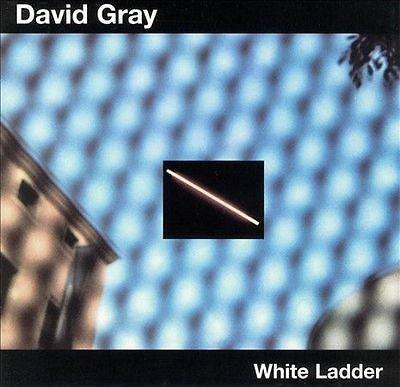 White Ladder by David Gray CD Please Forgive Me Say Hello Wave Goodbye Sail Away