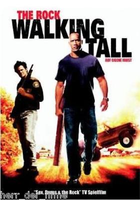 WALKING TALL, Auf eigene Faust (The Rock, Johnny Knoxville)