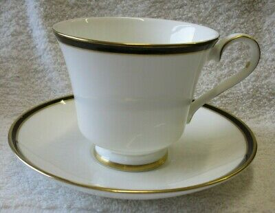 UNUSED Minton Saturn English Fine Bone China Tea Cup & Saucer MADE IN ENGLAND