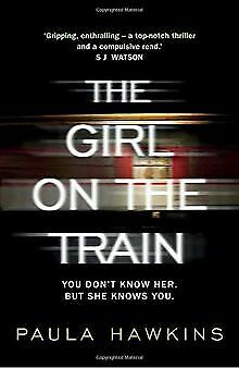 The Girl on the Train by Hawkins, Paula | Book | condition good