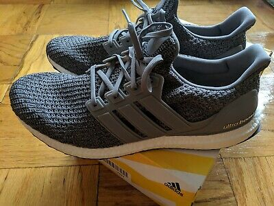 4a04c1a3e Adidas Ultraboost 4.0 in Grey Heather F36156 size 12.5 US 12 1 2 Ultra Boost