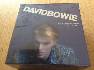 David Bowie ‎– Who Can I Be Now? [1974-1976]